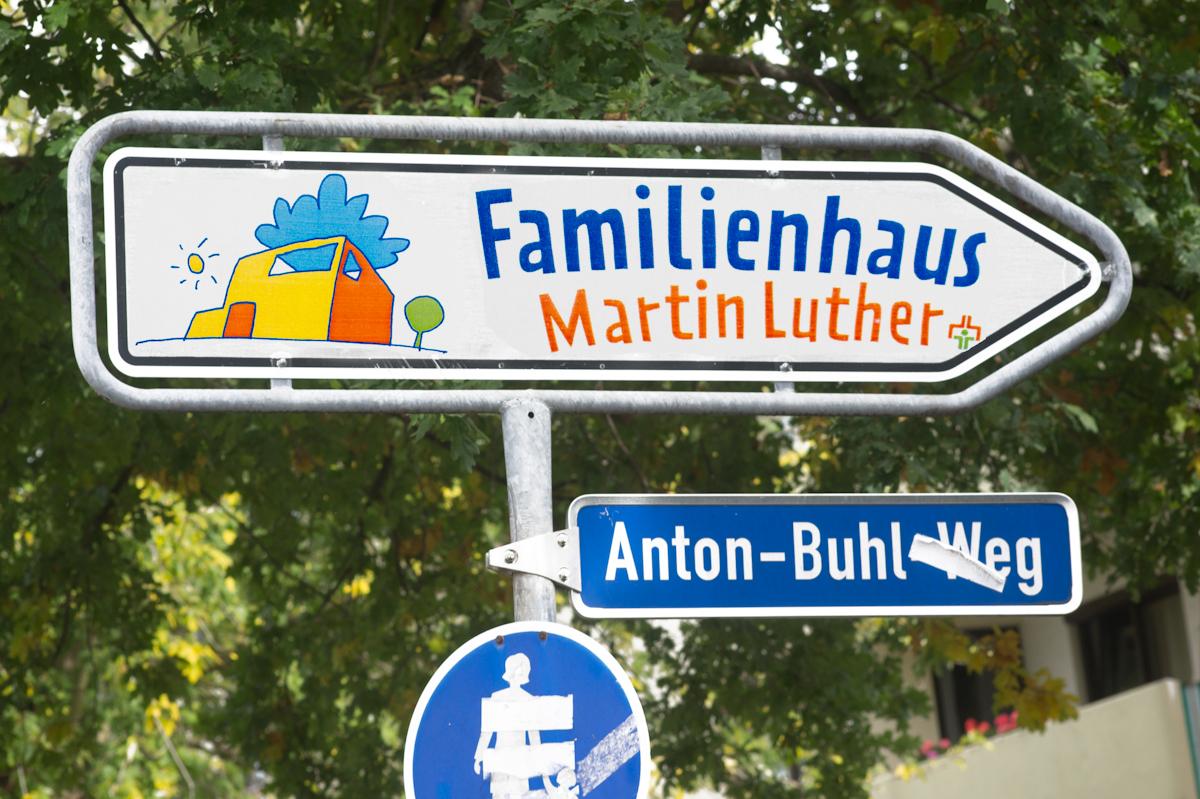 Familienhaus martin luther evangelische kirchengemeinde for Familienhaus