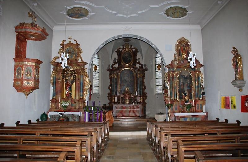 Schwalldorf : Evangelische Kirchengemeinde Rottenburg